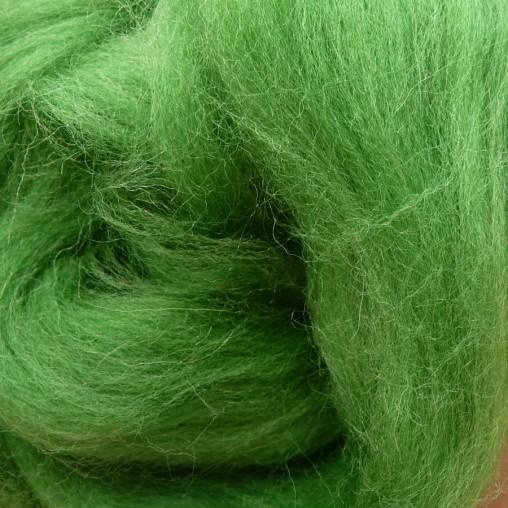 Kammzug Grün