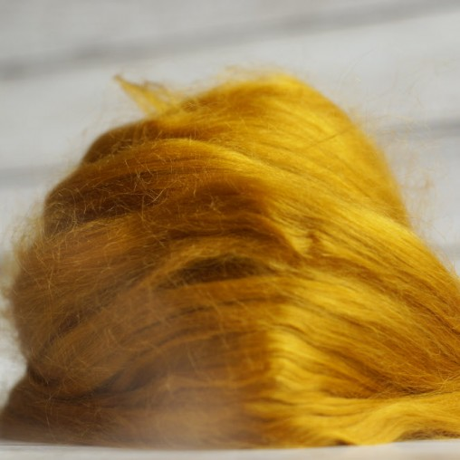 10g Ramie top 'saffron'