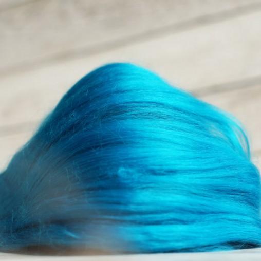 10g Ramie top 'cobalt'