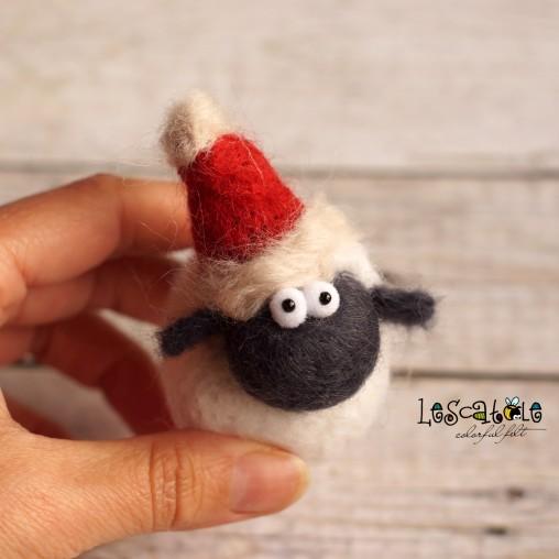 Weihnachtsschaf