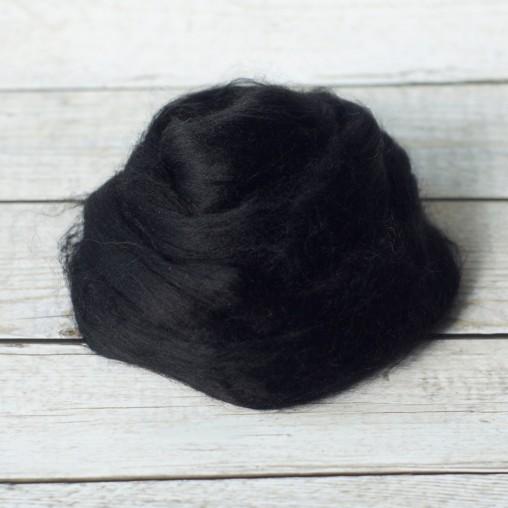 Viskose schwarz