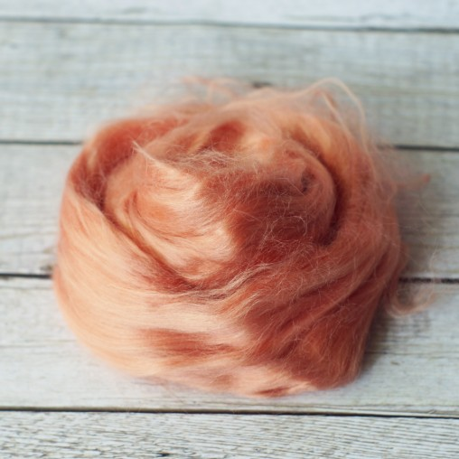 10g Viscose top 'light coral'