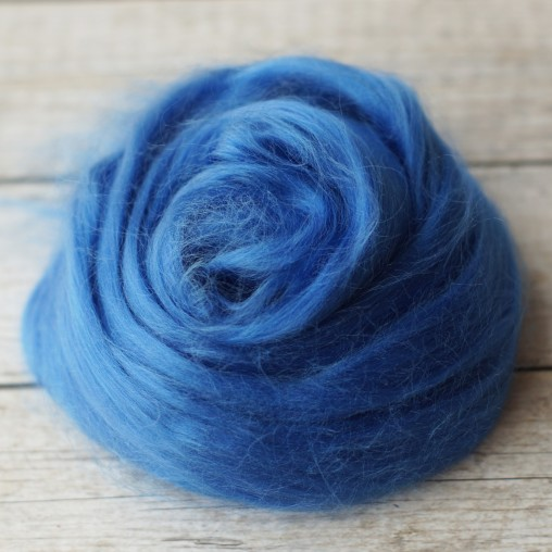 10g Viscose top 'silver blue'