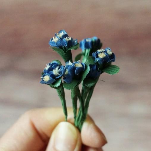 Kunstblumen - Thymianzweige