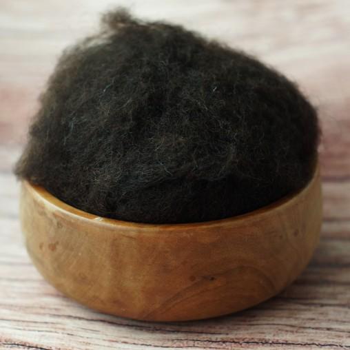 Mountain sheep wool -...