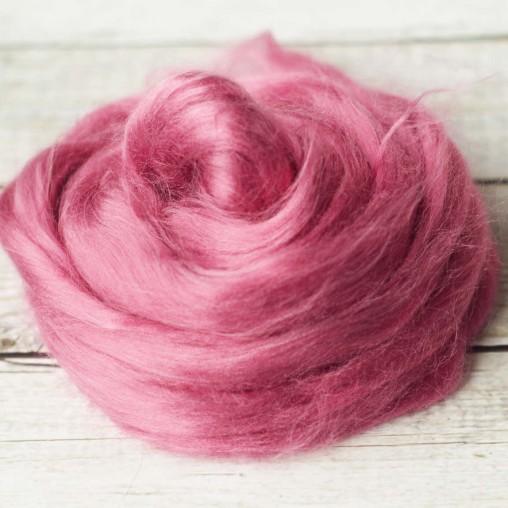 10g Viscose top 'shiny pink'