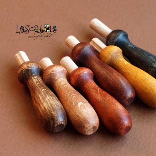 Nadelhalter Holz