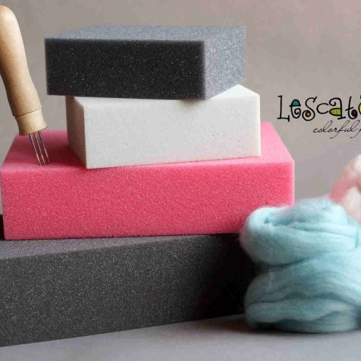 Foam felting mat -...