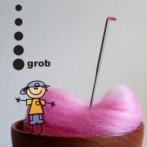 Robust/kids felting needle...