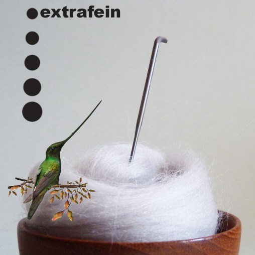 Extrafeine Sonderfilznadel