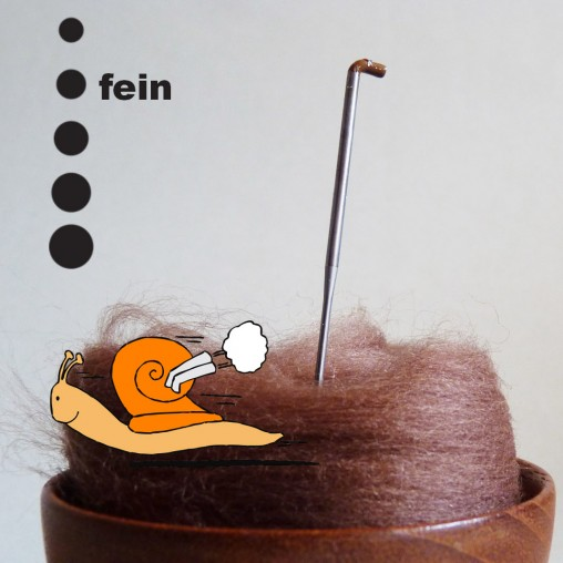 Quick felting needle - fine...