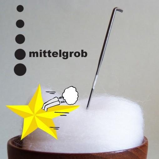 EcoStar felting needle -...