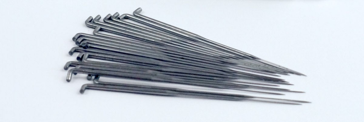 Regular felting needles